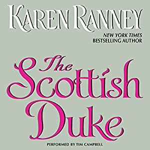 The Scottish Duke Audiobook