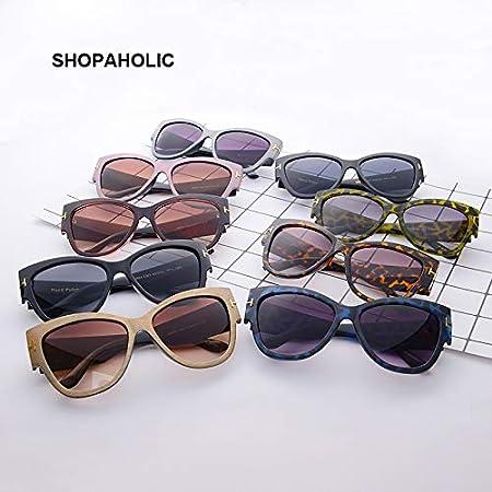 Amazon.com: Kasuki Kim Kardashian Sunglasses Women Flat Top ...