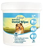 LOVATIC Excel Medicated Dental Wipes, 90 wipes...