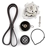 Scitoo Timing Belt Water Pump Kit Fit 2008-2014 Pontiac G3 Wave Saturn Astra Suzuki Swift+ Chevrolet Aveo Cruze Sonic Aveo5 4Cyl 1.6L 1.8L