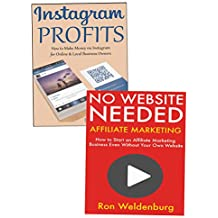 A New Business Opportunity for Beginners: How to Get Started with Your First Internet Marketing Business. No Website Affiliate Marketing & Instagram Marketing Profits