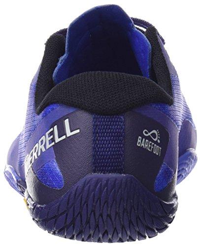 Merrell Damen Vapour Glove 3 Trail Runner Baja Blau