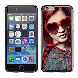 Graphic4You Totally In Love Design Hard Case Cover for Apple iPhone 6