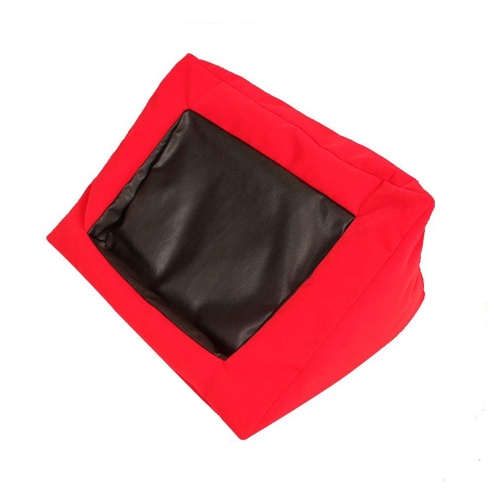 JUYUAN-EU IPad Pillow,Home Holic IPad Stand Holder,Multifunction Lumbar Support Pillow Ipad Reading,Car Seats,Tablet Devices Grey