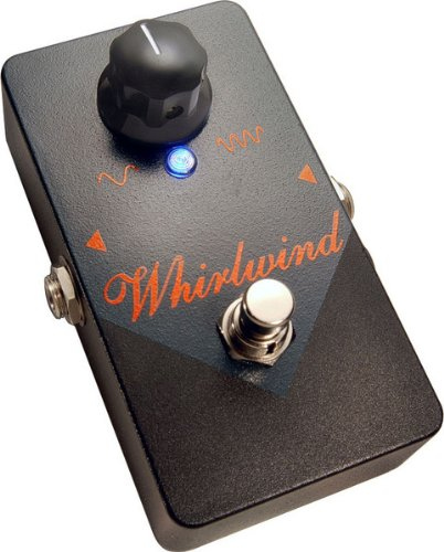 Whirlwind Rochester Series Orange Box Guitar Pedal