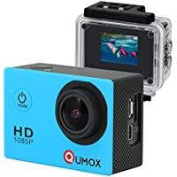 QUMOX SJ4000 Blue Action Sport Cam Camera Waterproof Full HD 1080p 720p Video Photo bike helmetcam water sport SJ4000 Blue SJ4000 Silver Action Sports KAMERA cam waterproof Full HD 1080p helmet camera