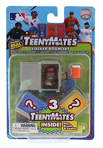 TeenyMates NFL Series 5 Blind Packs | 6 Packs Total | Each Pack has 2 Random Linemen Collectible Figures Plus 2 Random Puzzle Pieces & 1 Collector's Checklist | Collect All 32 Teams