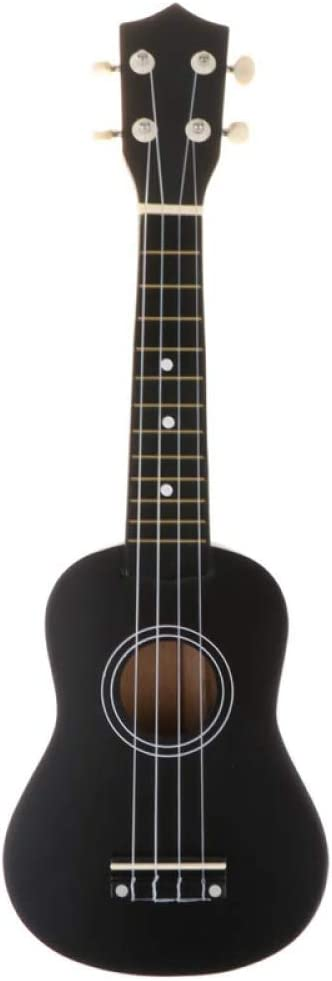 N/X SHDJOOPS Juguete Musical de Guitarra de Ukelele Mini de 21 Pulgadas, Adecuado para niños Adultos, Principiantes