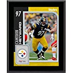 2661b3976 Panini Prestige Football.  1.19. Cameron Heyward Pittsburgh Steelers 10.5    x 13   Sublimated Player Plaque.