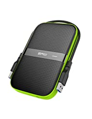 Silicon Power 1TB Rugged Armor A60 Military-grade Shockproof/...