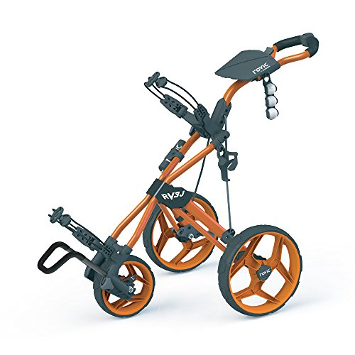 push cart orange - 5