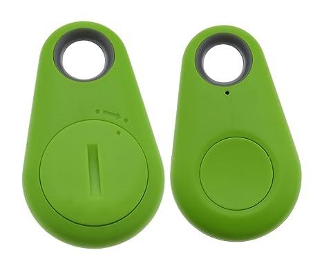 Amazon.com: 5 Color Rastreador Bluetooth Anti-lost Smart ...