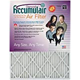 Accumulair FD20X25X6 Diamond Filter, Merv 13