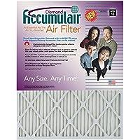 Accumulair Diamond 20x25x6 (19.5x24.5x5.88) MERV 13 Air Filter/Furnace Filter