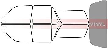 20/% Back Kit Rtint Window Tint Kit for Chrysler 300 2005-2010