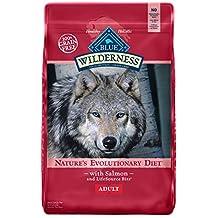 BLUE Wilderness Adult Grain-Free Salmon Dry Dog Food 24-lb