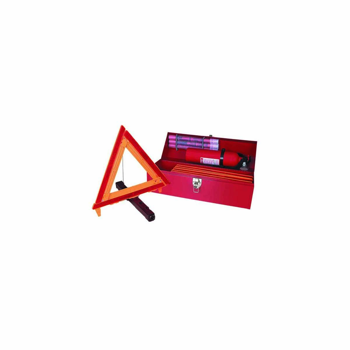 Cortina Safety Products 95-04-001-02 Fleet Safety Kit with Light Sticks