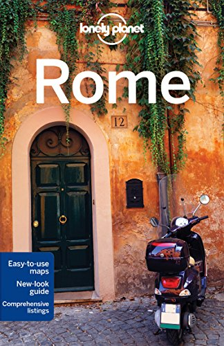 Lonely Planet Rome (Travel - Shops Map Forum