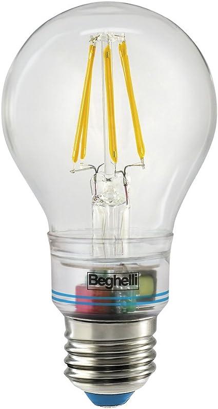 56131 BEGHELLI CONFEZIONE DA 5 LAMPADINE ECO LED 4W 4K 230V G9