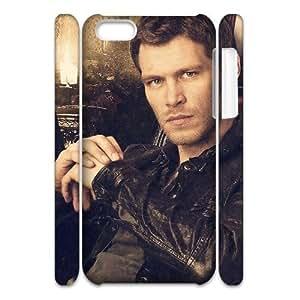 LJF phone case Newest Diy Joseph Morgan Apple ipod touch 5 3D Cover Case UN920677