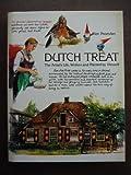Dutch Treat, Rien Poortvliet, 0810908182