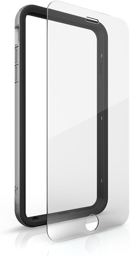 Zagg Cover Case - Funda para móvil Apple iPhone 6 Plus, plateado: Amazon.es: Electrónica