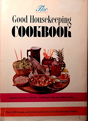 The Good Housekeeping Cookbook by Good Housekeeping Books