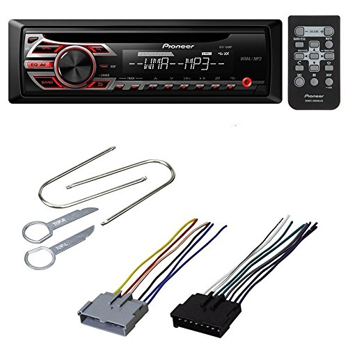 CAR RADIO STEREO CD PLAYER HARNESS DT1 RADIO REMOVAL TOOL FOR FORD AND LINCOLN (Radio Tool Removal Saab)
