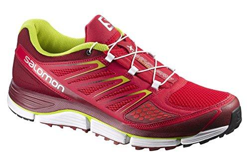 Salomon X-Wind Pro, Sneakers da Uomo Red