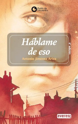 Háblame de Eso (Punto de encuentro): Amazon.es: Jiménez Ariza ...