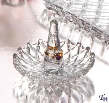 StudioSilversmiths 43696 Crystal Ring Holder
