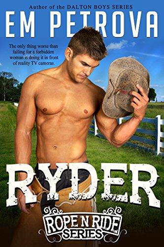 Ryder (Rope 'n Ride Series Book 2)