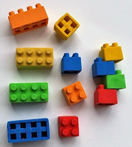 Brick Erasers & Sharpeners