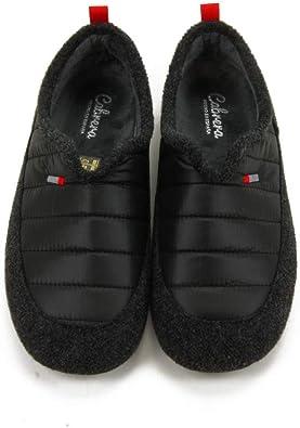 Cabrera - Zapatilla CASA 3593 para: Hombre Color: Negro Talla: 41: Amazon.es: Zapatos y complementos