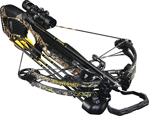 Tree Limb Quiver (Browning Zero 7-model 171 Crossbow with 390' per Second, One Size)