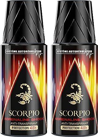 scorpio deo spray