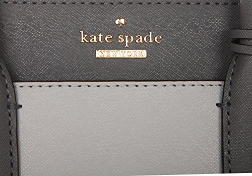 Kate Spade Damen Umhängetasche Cameron street mini candace steelgreym PXRU6669-038