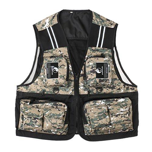 Fishing jacket for Fishing vest amazon