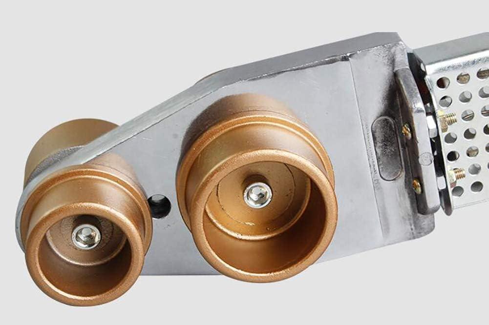 XCJJ Electrical Pipe Welder Plastic 700W/900W,200-230V/50Hz;20-32Mm/20-63Mm, Polyfusor Soldering Kit for Ppr/Pe/Ppc,20 * 63Mm900W,20 * 32mm700W 20*32mm700w