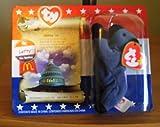 Best Rare Beanie Babies - TY Lefty Donkey Beanie Babies Retired McDonalds NIP Review