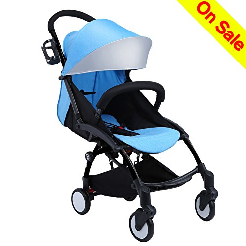 Cheap Lightweight Double Stroller - 5