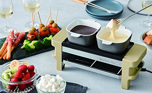 recolte''Raclette & Fondue Maker Melt'' (Beige) RRF-1(BE)【Japan Domestic Genuine Products】【Ships from Japan】 by Recolte (Image #6)