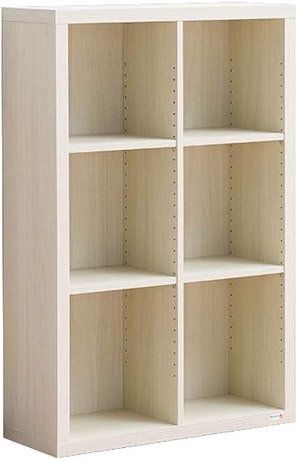 Estantería de madera con cubos, 4-9 Armario de almacenamiento ...