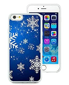 2014 Newest Case Cover For LG G2 Christmas Snowflake White Hard Case 13