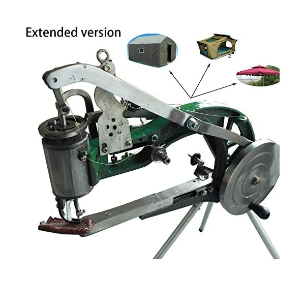 ColouredPeas 2021 Cobbler Sewing Machine 110V 250W Motor with ...