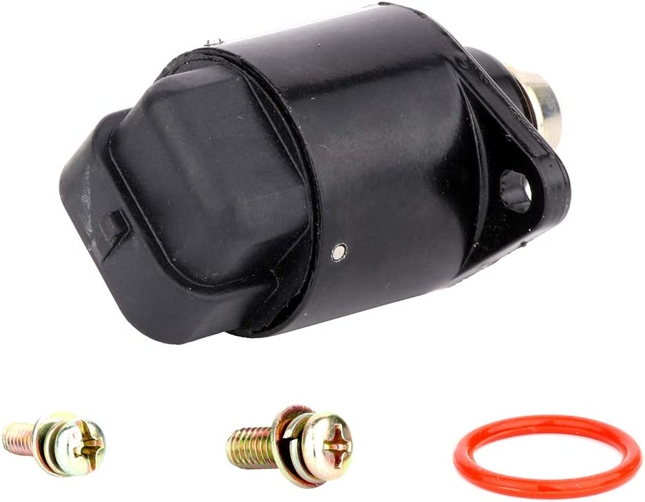 for Oldsmobile 88//98// LSS//Regency iac motor for Chevy Camaro//Impala//Lumina//Monte Carlo QUALINSIST IACV IAC Idle Air Control Valve 2H1042 Fit for Buick LeSabre//Park Avenue//Regal//Riviera