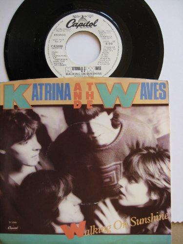 Katrina & The Waves - Katrina and the Waves  Walking on Sunshine - Zortam Music