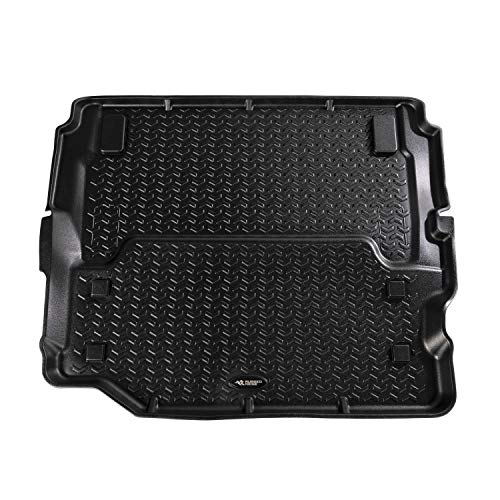 - Rugged Ridge 12975.51 All All Terrain Cargo Liner, Full, Black; 18-19 Wrangler JL 2-Door