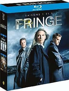 Fringe - Saisons 1 & 2 [Francia] [Blu-ray]