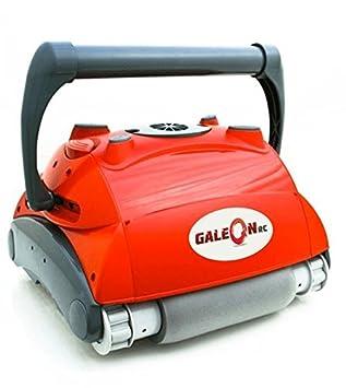 Robot aspirador con mando automático Galeon RC para piscinas de hasta 12 x 6: Amazon.es: Deportes y aire libre